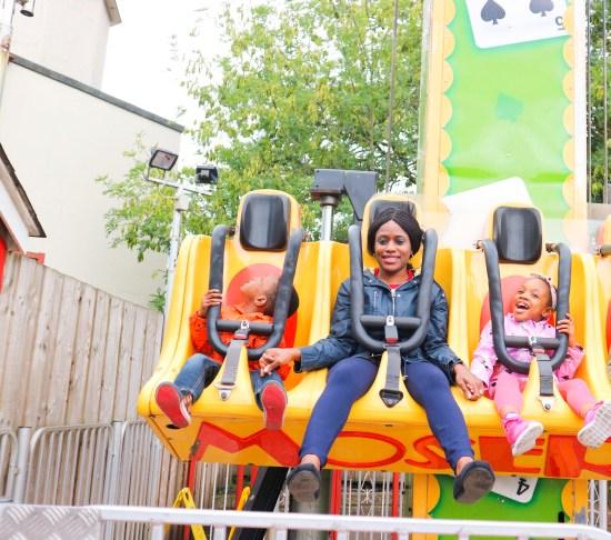 Children's Rides Image