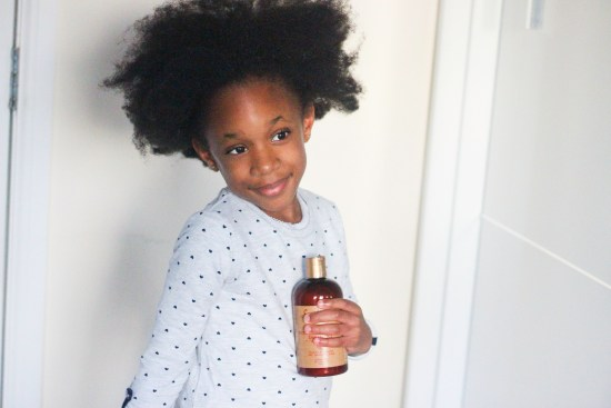 Fashion and Style Police reviews SheaMoisture Image