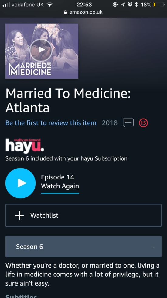Married to Medicine review image