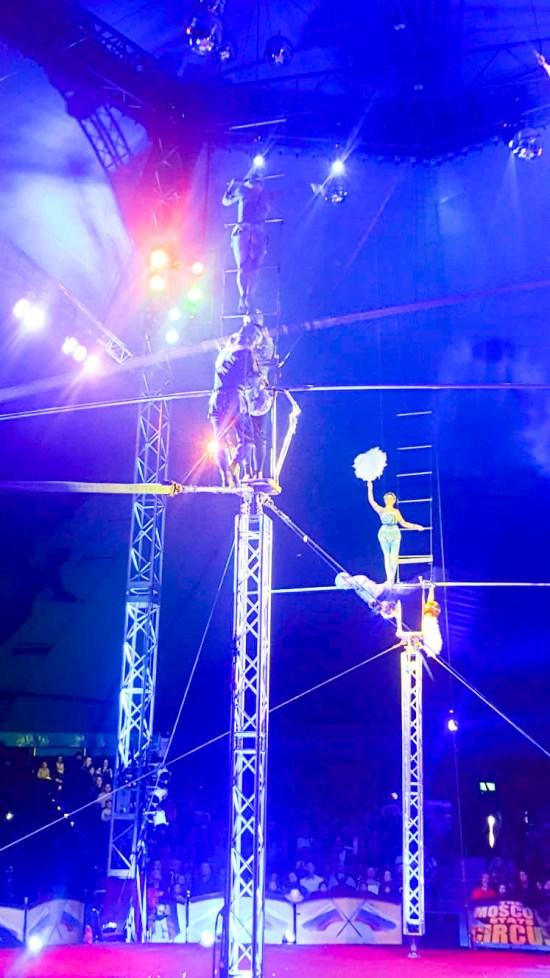 Circus show Birmingham image