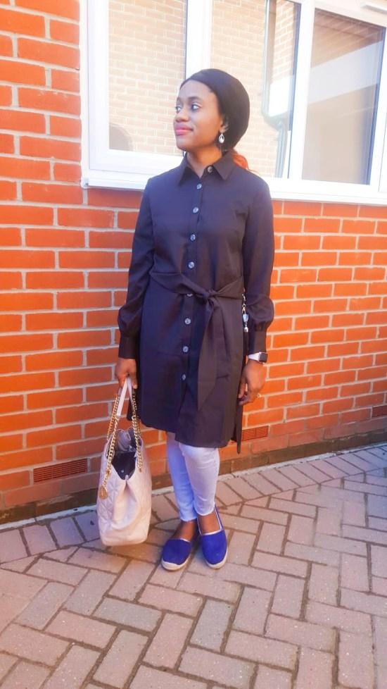 UK Fashion Blogger picture