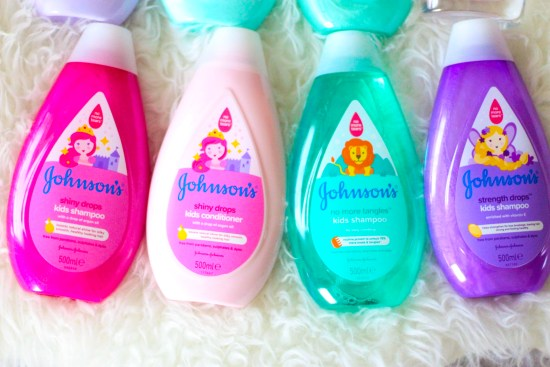 The Kiddies review Johnson's Products image