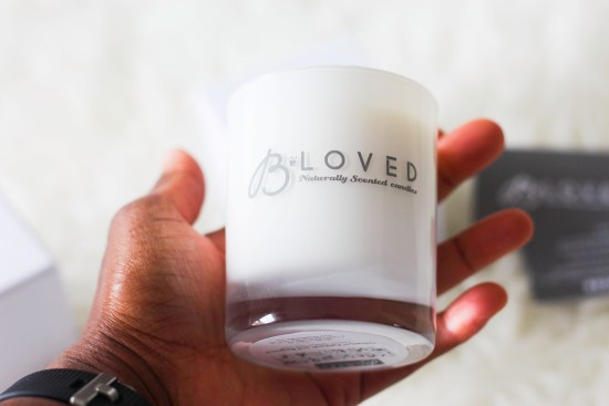 Bloved Naturally Scented Candle Picture