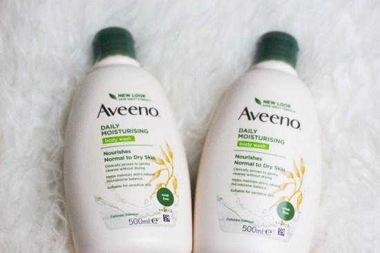 AVEENO Skincare product image