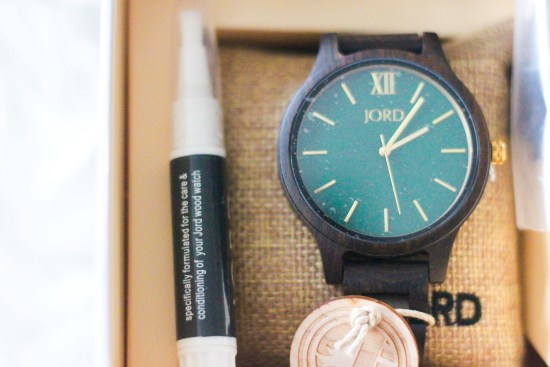 Win JORD Wood Watch Giveaway image