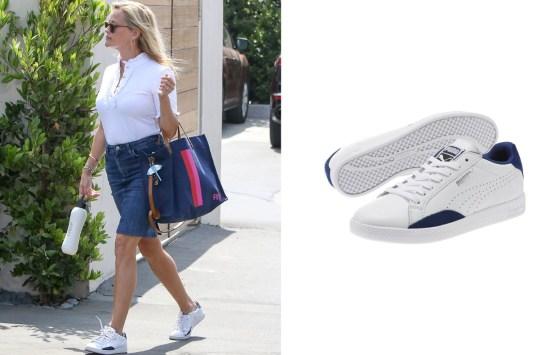 Celebrities Sporting Activewear image