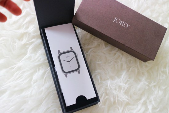 JORD Apple Watch Band Giveaway Image