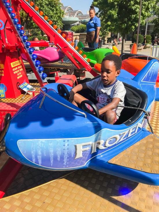 Rides for children image