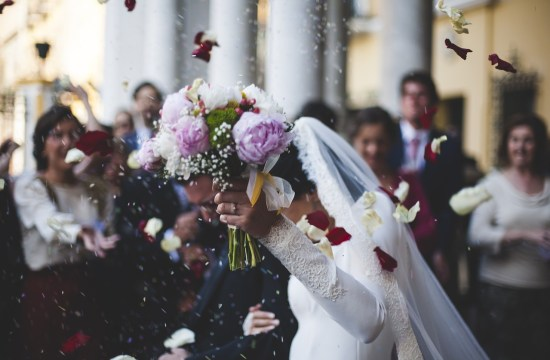 Wedding steps image