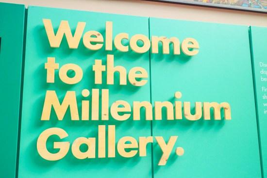 Millennium Gallery Sheffield Image