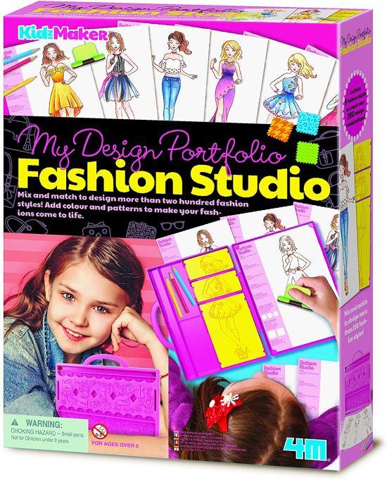 My Design Portfolio Fashion Studio picture