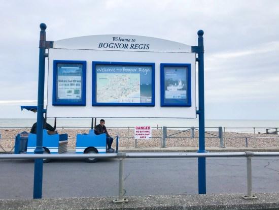 Beach Bognor Regis image