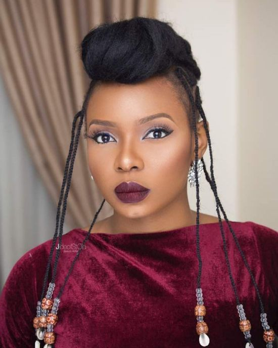 Beauty muse Yemi Alade image