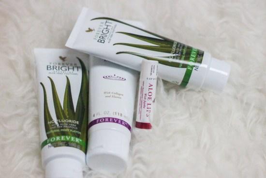 Aloe Vera Products Image