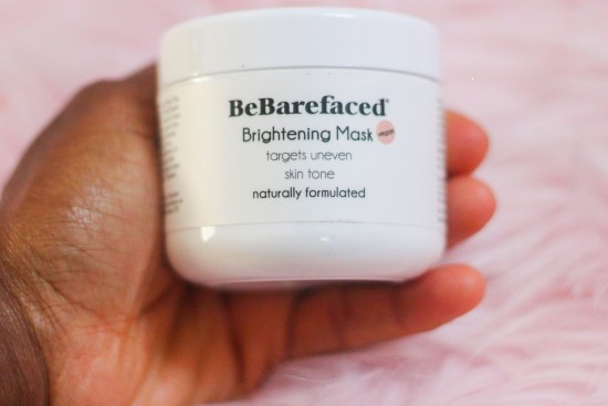 BeBarefaced mask review image