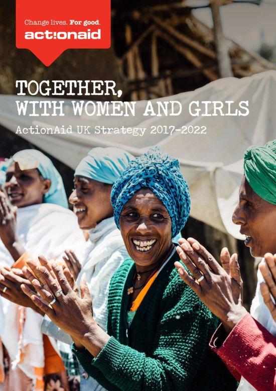 ActionAid UK Charity image