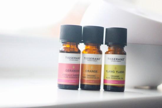Diffusing essential oils image