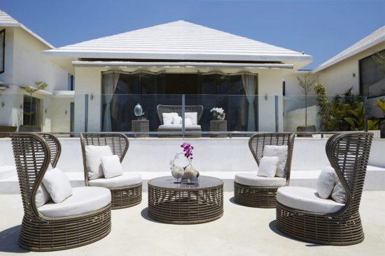 luxury rattan furniture image