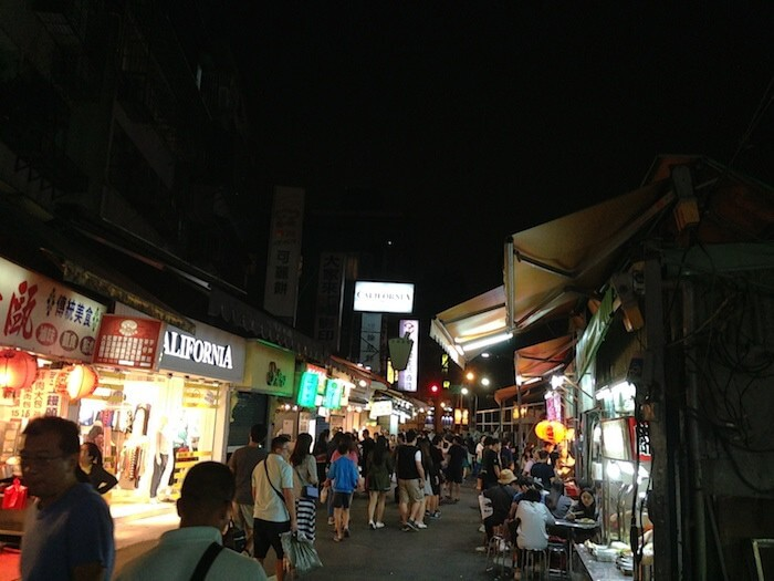 The Shida Night Market