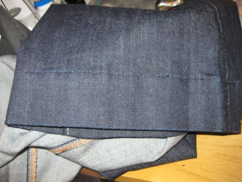 how to hem pants, jeans, fashion designer, sewing, pants, wide hem, long pants, hem my pants
