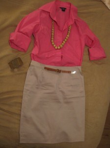 My Neon Outfit