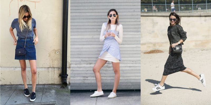 How To Make Sneakers Look Fashionable
