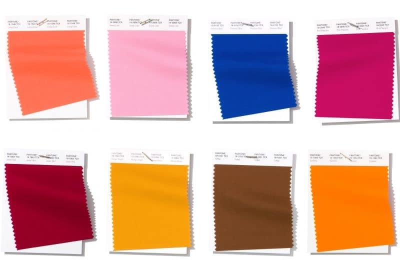 Spring Summer 2019 Color Trends Fashion Angel Warrior