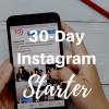 30 day instagram starter kit
