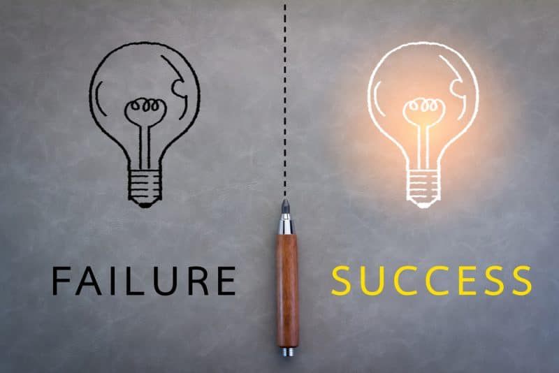 Why Failure Is Necessary To Succeed