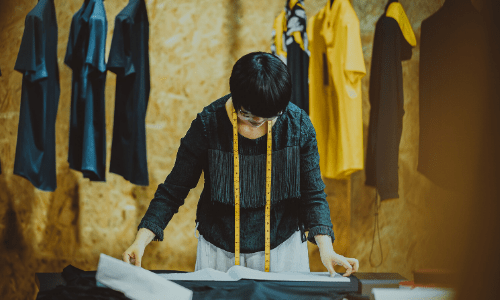 apparel production, fashion manufacturing