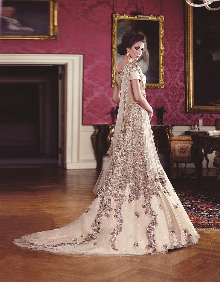 An Overview Of Asian Wedding Dresses  Fashionarrowm