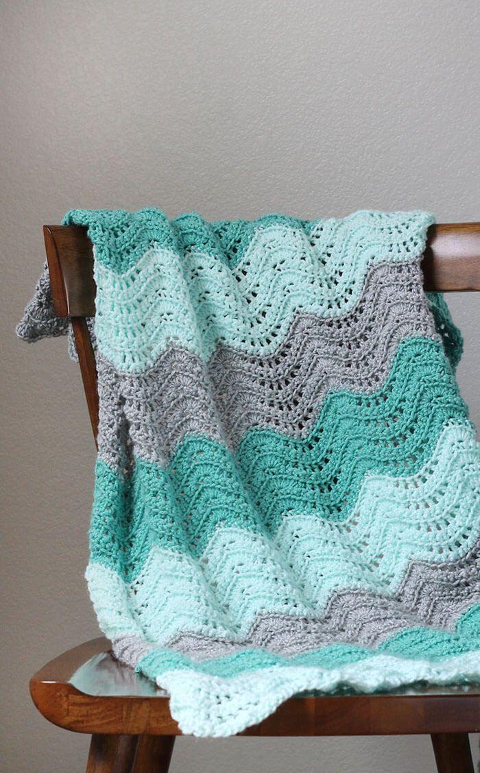 Crochet baby blanket patterns for cozy blankets