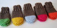 Make crochet baby mittens your favorite crochet ...