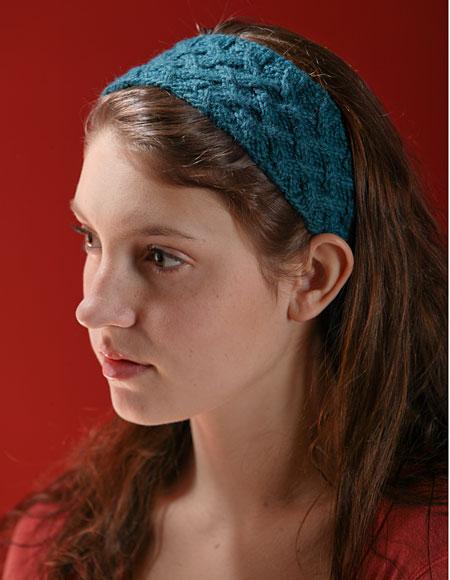Headband knitting pattern to knit beautiful & stylish headbands – fashionarrow.com
