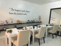 nail spa interior design | Brokeasshome.com
