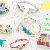 Wire Bangle DIY~