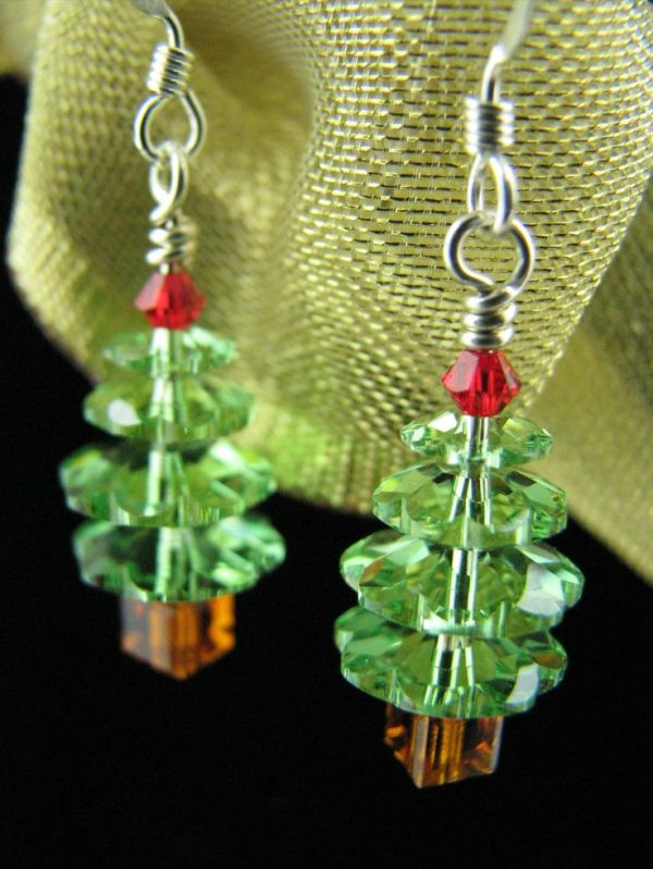 DIY Earrings for Christmas Fashion Beads and Accessories