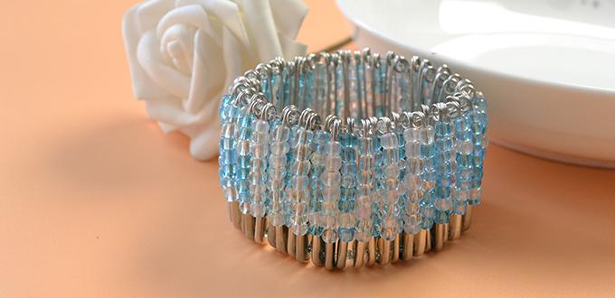 diy stylish bracelet with
