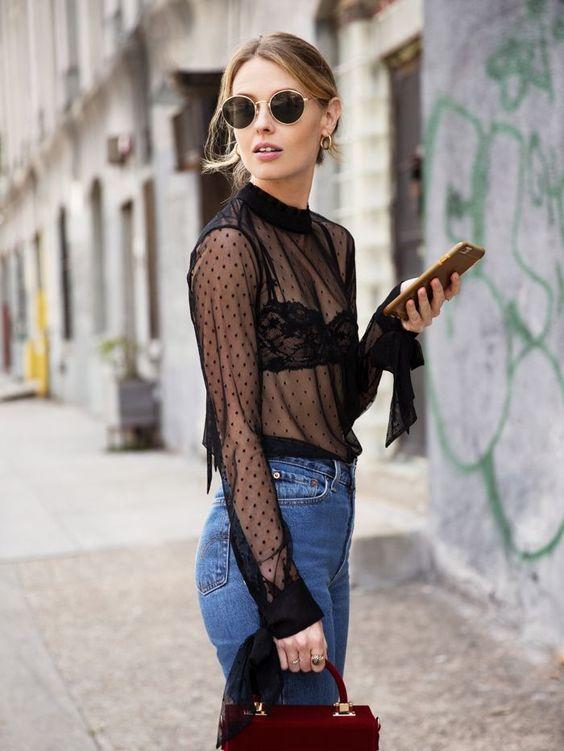 El brasier que debes usar con cada tipo de blusa. Checa. – Tita blog
