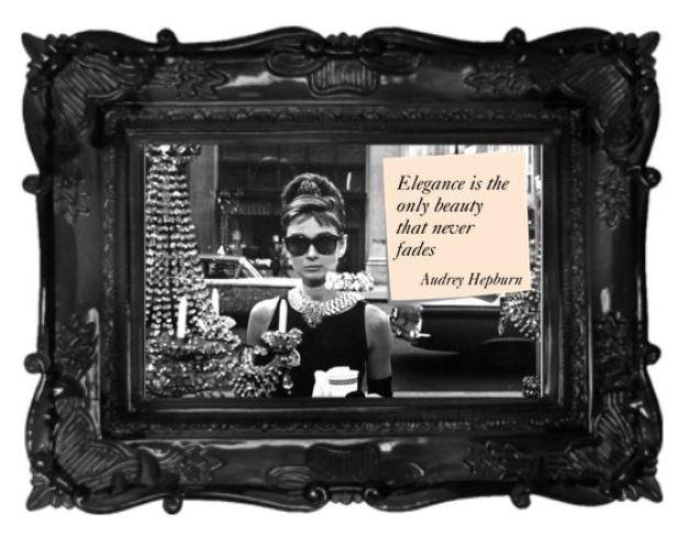 Audrey Hepburn - Elegance