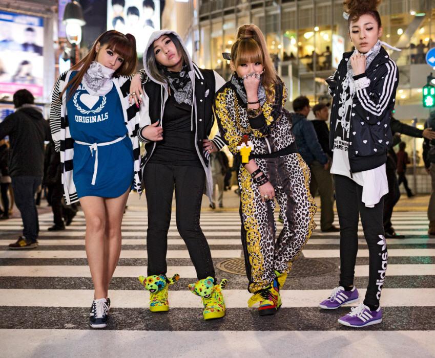 *愛迪達的時尚混街頭:all Originals Represent 5