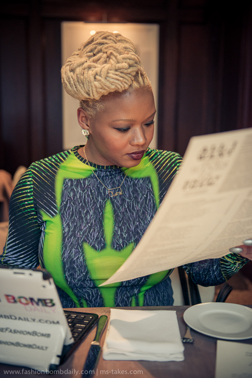 http://fashionbombdaily.com/wp-content/uploads/2013/02/claire-sulmers-ordering-at-a-restaurant-peter-pilotto-shirt.jpeg