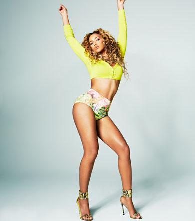 010 Beyonce for Shape Magazine April 2013