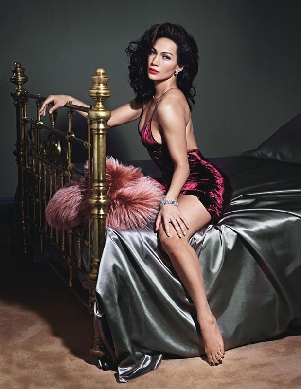 1  Jennifer Lopez by Mario Sorrenti for W Magazine