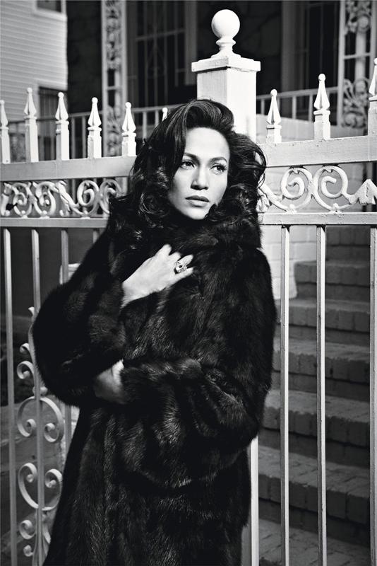 4  Jennifer Lopez by Mario Sorrenti for W Magazine