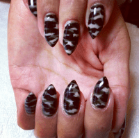 Beauty Bomb: The 5 Best Nail Designs From Michelle Ochs of ...