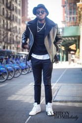 street american african york hat mens bomb daily spring sneakers brandon magazine wear achieved kangol crisp throwback feel help celebrity