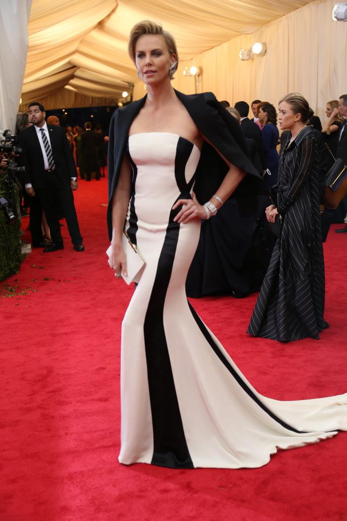 Charlize Theron Met Gala 2014