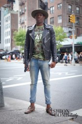 street york american african daily june wear celebrity staple matter jacket leather season