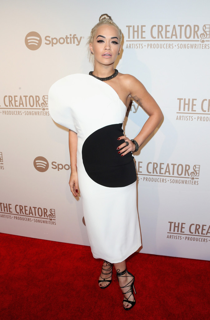 Hot or Hmm Rita Oras The Creators Party Osman Spring